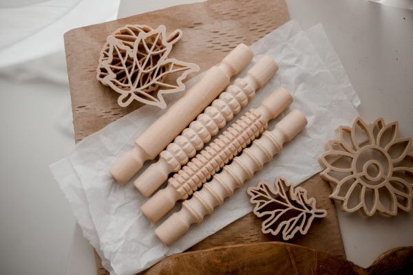 rolling pins 4 pack