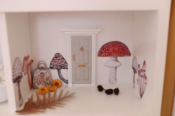 Mushrom wall decals