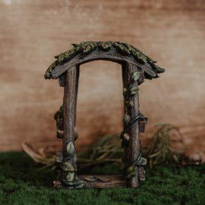 leafy arbour