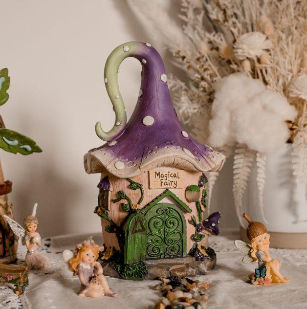 Magical Fae House